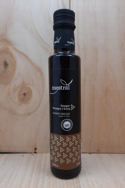 Mestral, Sherry azijn 250ml 138393